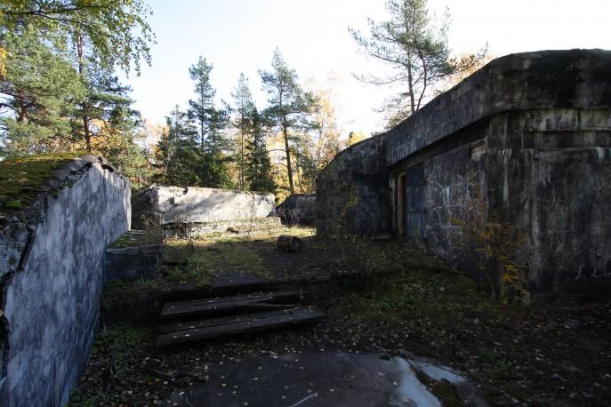 1.batteriet, Vaxholmslinjen (Lars A. Hansson)