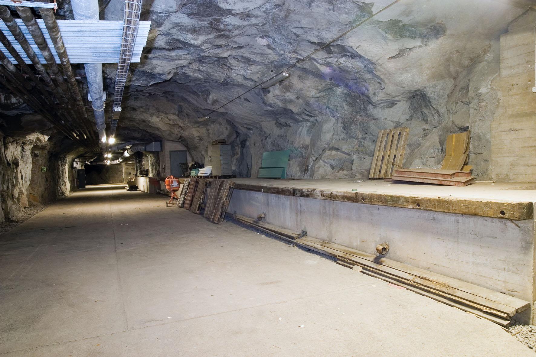 Centraltunneln (c) Lars A. Hansson